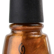 China Glaze In Awe Of Amber #589
