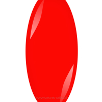 PB NAILS GELLAXY GE82 RED ALLERT 10ML