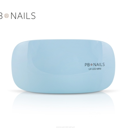 PB NAILS UV/LED MINI WATHET