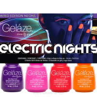 Zestaw Gelaze Electric Nights
