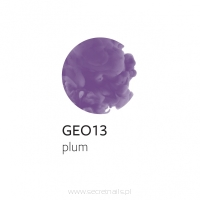 PB NAILS GELLAXY ONE 13 PLUM 5ML