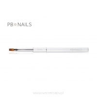 GEL BRUSH FLAT 4