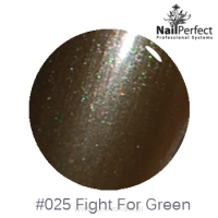 Lakier do paznokci Fight For Green #025