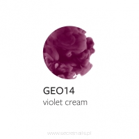 PB NAILS GELLAXY ONE 14 VIOLET CREAM 5ML