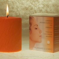 VIVALU Air Candle Hammam