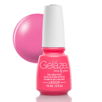 Gelaze Shocking Pink 14ml