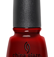 China Glaze Masai Red #152