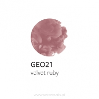 PB NAILS GELLAXY ONE 21 VELVET RUBY 5ML