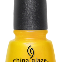 China Glaze Sun's Up Top Down 82390