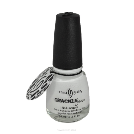 China Glaze Crackle Glaze Lightning Bolt  #978