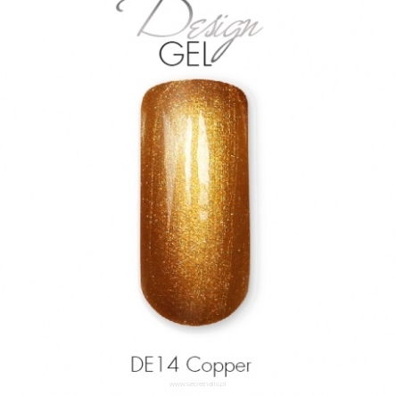 Design Gel DE14 Copper