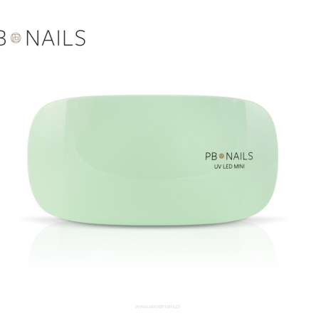 PB NAILS UV/LED MINI LIGHT GREEN
