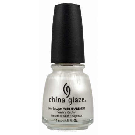 China Glaze Platinum Pearl #626