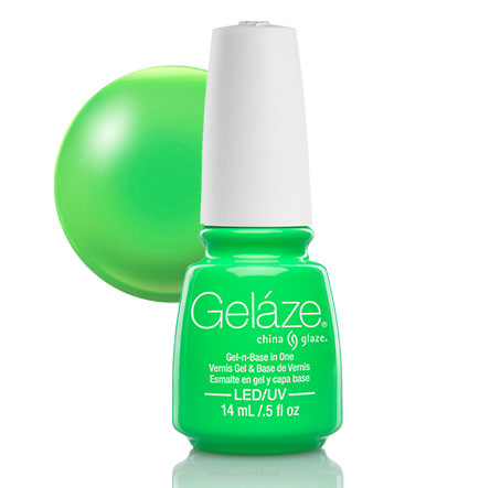 Gelaze In The Lime Light 14ml