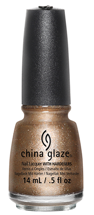 China Glaze Goldie But Goodie #1224