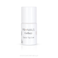 PB NAILS GELLAXY ELASTIC TOP COAT 10ML