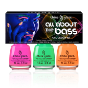 China Glaze All About the Bass  82613