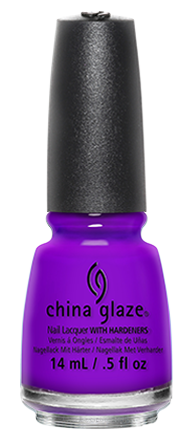 China Glaze Are You Jelly? #1219
