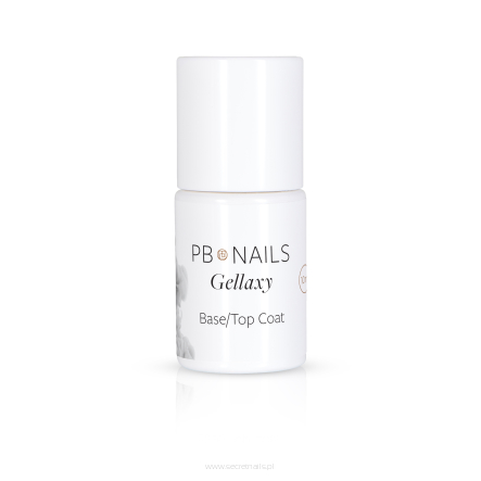 GELLAXY BASE/TOP COAT 10ML