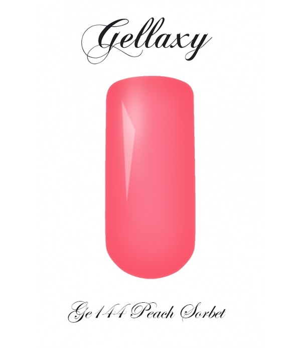 Gellaxy 144 - Peach Sorbet - 15ml -GE 144